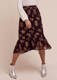 Anthropologie Oralie Skirt