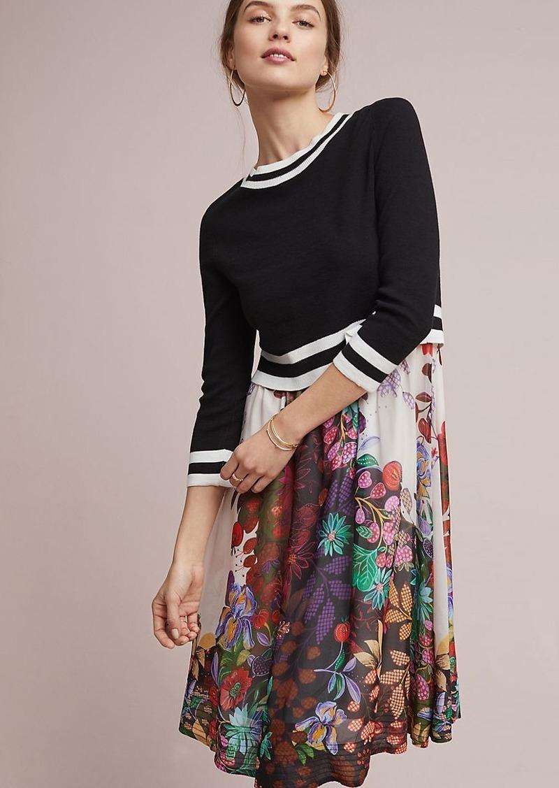 68ad6db1936 Anthropologie Osceola Sweater Dress