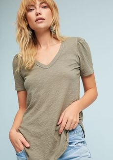 Anthropologie Outfield V-Neck Tee