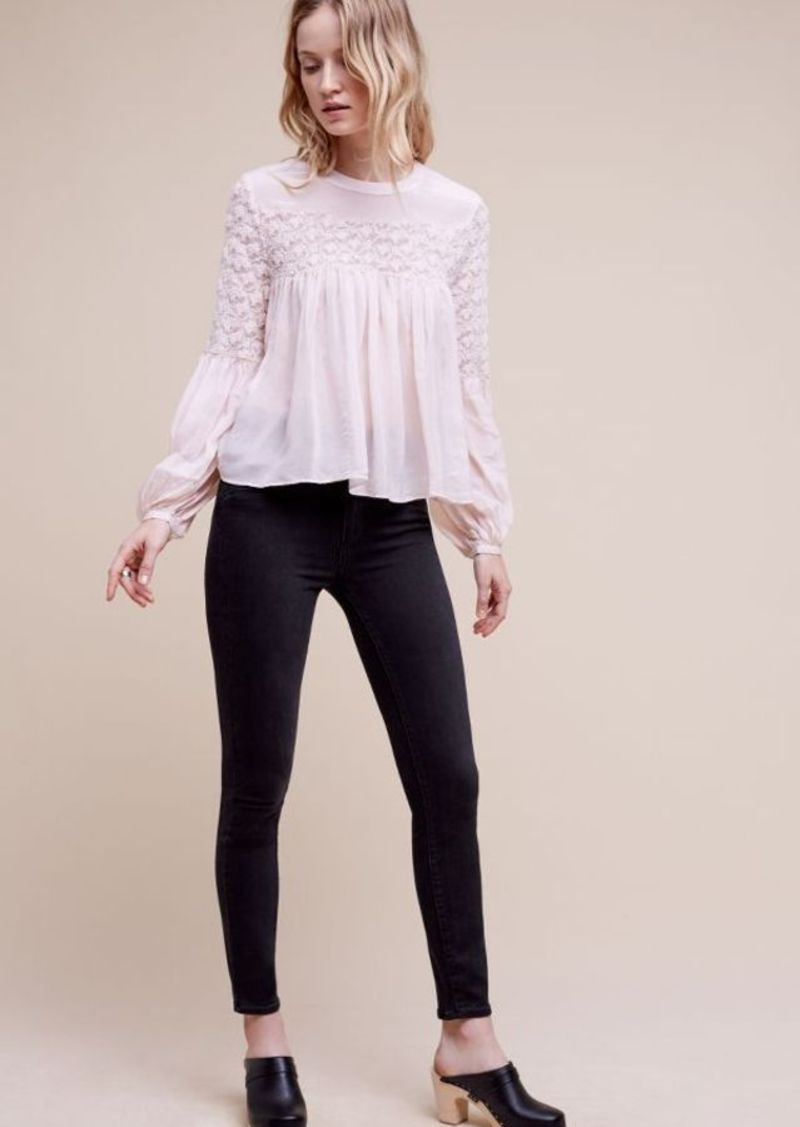 Anthropologie Paige Hoxton High-Rise Jeans