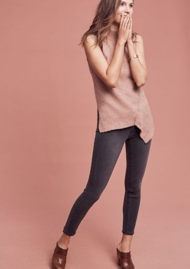 Anthropologie Paige Verdugo Low-Rise Skinny Jeans