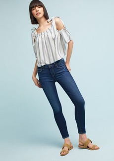 Anthropologie Paige Verdugo Mid-Rise Ultra-Skinny Ankle Jeans