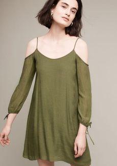 Pelloux Open-Shoulder Dress