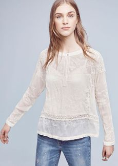 Anthropologie Pennine Blouse