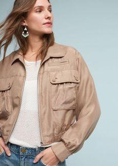 Pia Silk Jacket