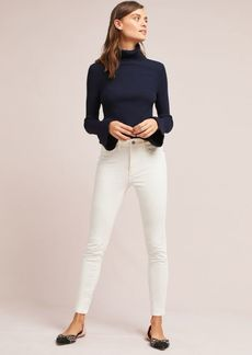 Anthropologie Pilcro Corduroy High-Rise Skinny Jeans