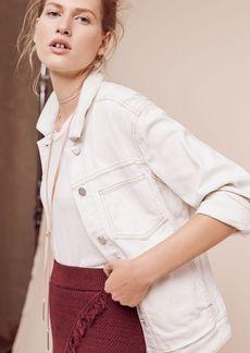 Pilcro Denim Shirt Jacket
