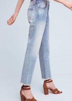 Anthropologie Pilcro Hyphen Mid-Rise Boyfriend Jeans