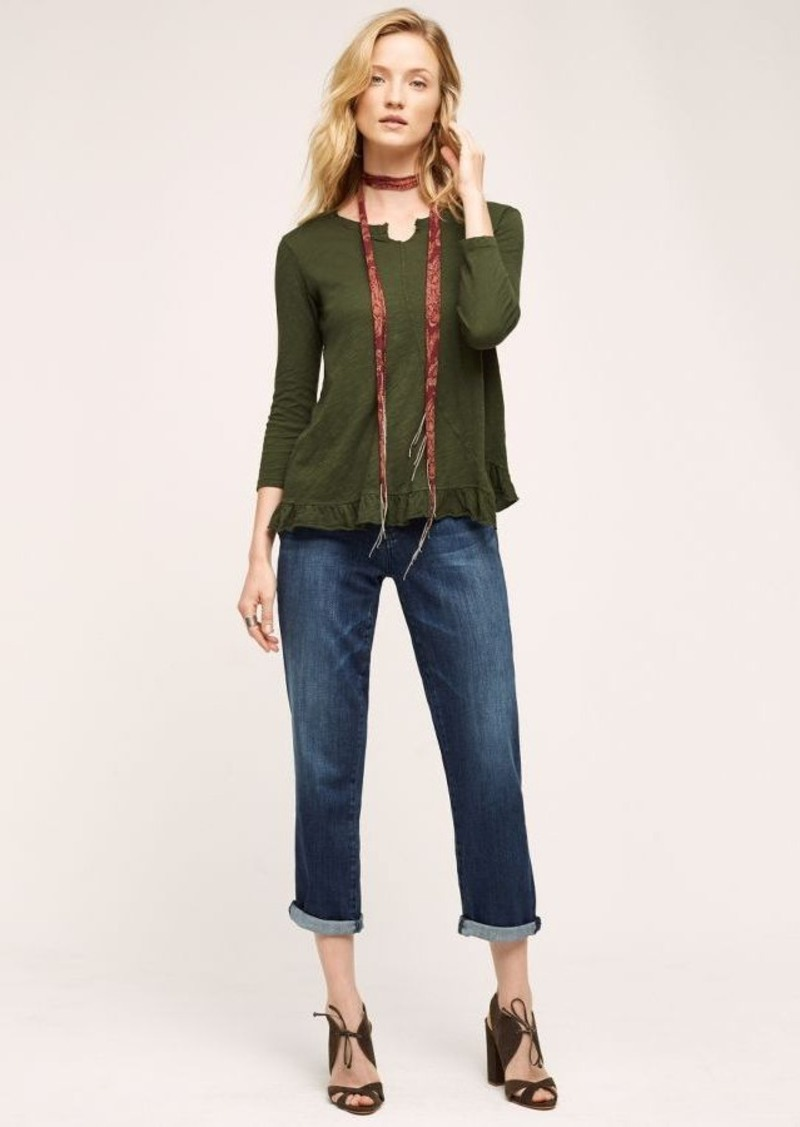Anthropologie Pilcro Hyphen Mid-Rise Jeans