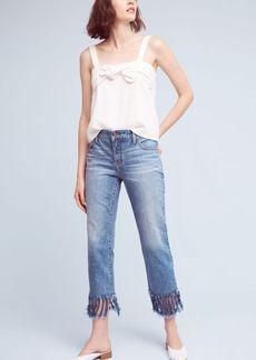 Anthropologie Pilcro Hyphen Mid-Rise Relaxed Boyfriend Jeans