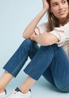 Anthropologie Pilcro Mid-Rise Slim Straight Jeans