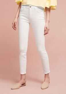 Anthropologie Pilcro Script High-Rise Skinny Jeans