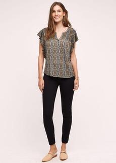 Pilcro Serif Mid-Rise Jeans