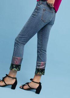 Pilcro Slim Boyfriend Jeans