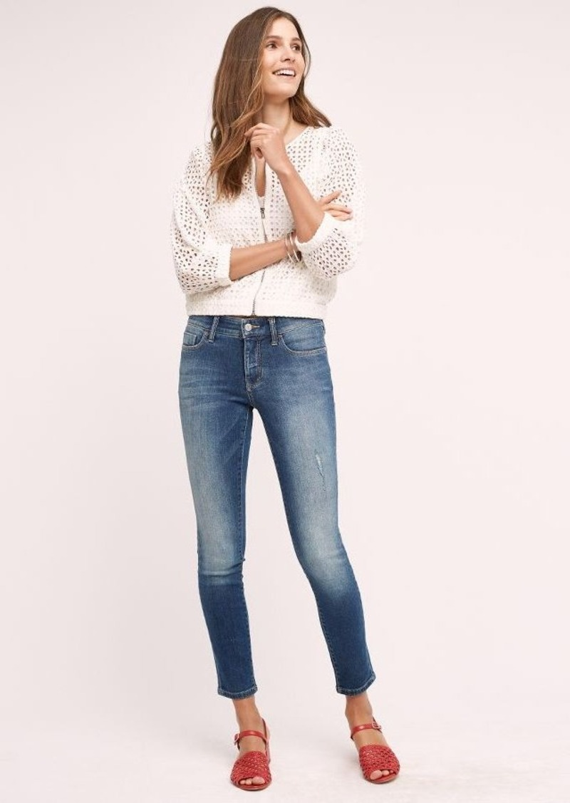 Anthropologie Pilcro Stet Mid-Rise Jeans