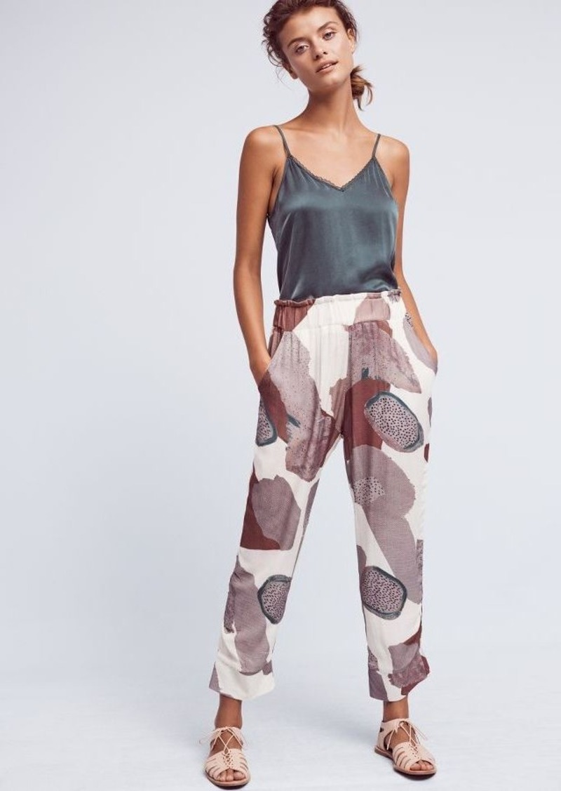 Anthropologie Pinceau Joggers