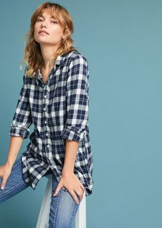 Plaid Flannel Buttondown