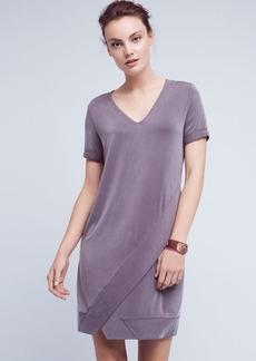 Anthropologie Plunge Tunic Dress