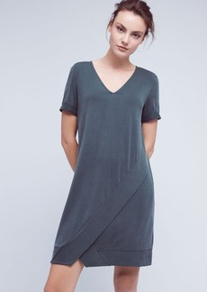 Anthropologie Plunge Tunic Dress