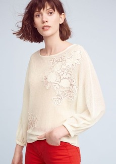 Poet Lace Top
