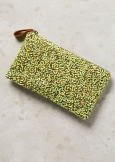 Anthropologie Posy Sequined Clutch