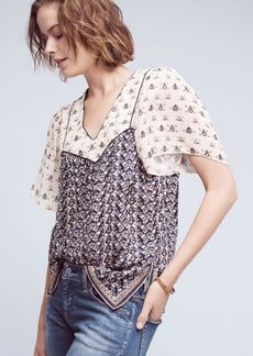 Printed Luca Blouse