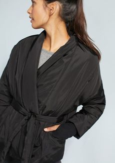 Rai Wrap Coat