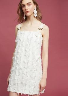 Rayma Fringe Shift Dress