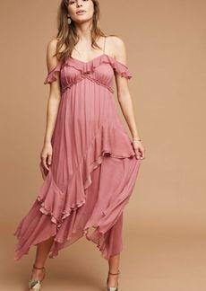 Regan Ruffled Dress