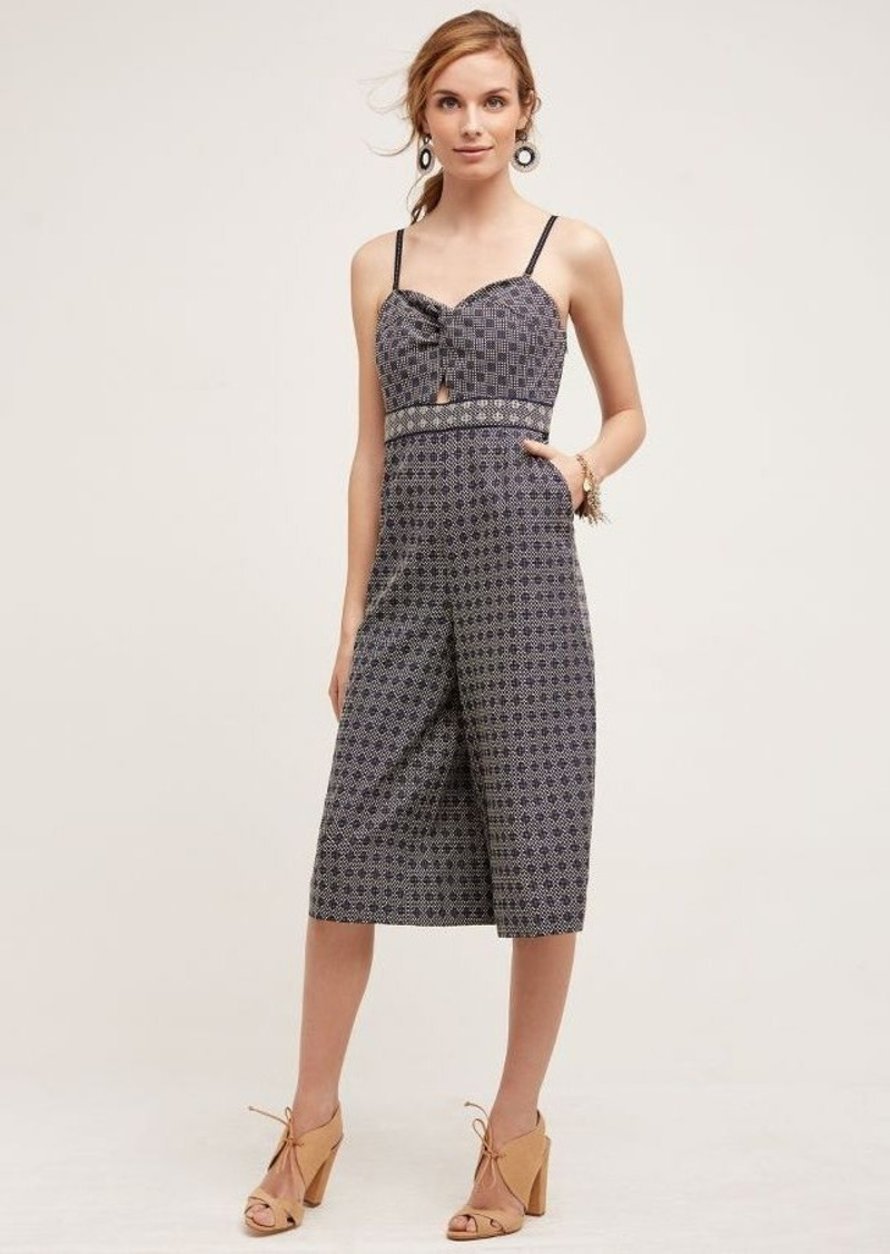 Anthropologie Remy Jumpsuit