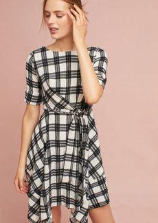 Rienne Plaid Dress