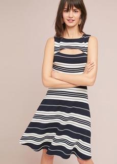 Anthropologie Riley Striped Knit Dress