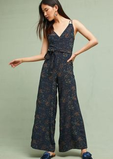 Romey Silk Jumpsuit