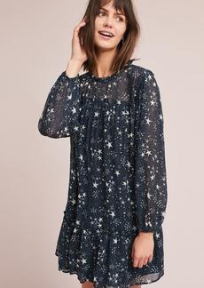 Ruffled Star Swing Dress