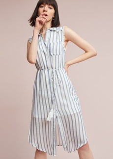 Sailor Striped Shirtdress