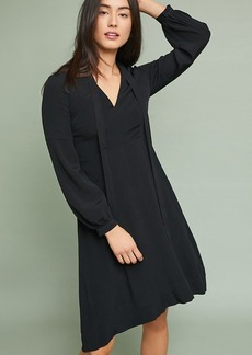 Saira Neck-Tie Dress