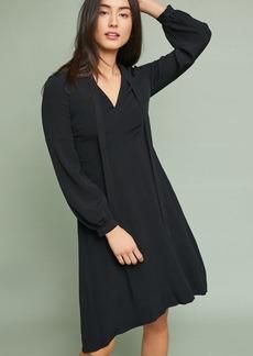 Saira Neck-Tie Dress