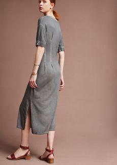 Anthropologie Seamwork Midi Dress