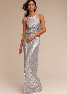 Sequined Alana Dress