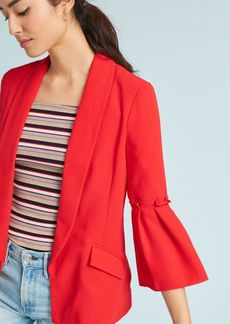 Sharmila Bell-Sleeved Blazer