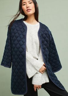 Shelly Quilted Car Coat