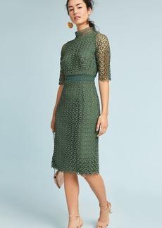 Anthropologie Shoshanna Laila Lace Dress