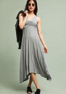 Anthropologie Sleeveless Knit Midi Dress