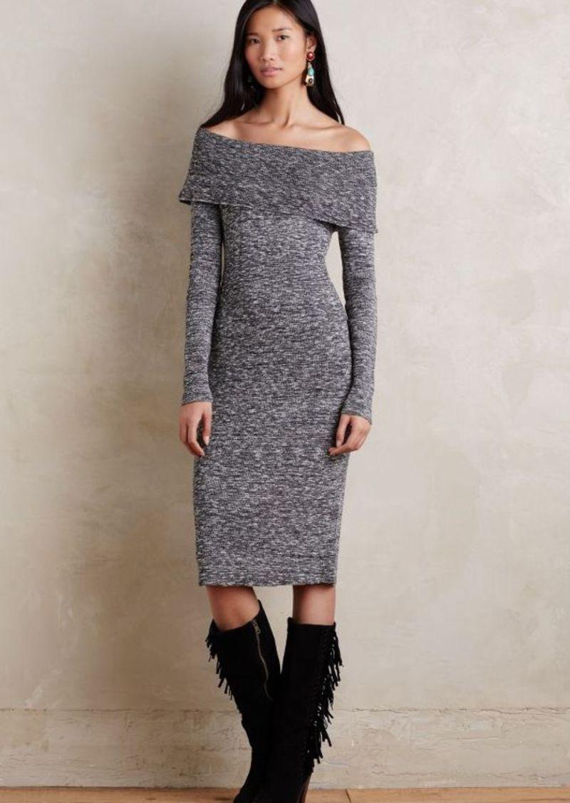 Anthropologie Sojourn Sweater Dress