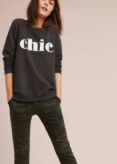 Sol Angeles Chic Graphic Sweatshirt