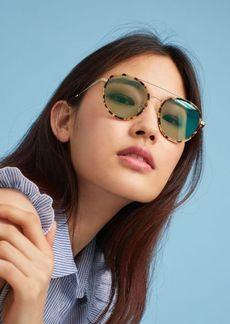 Sonix Aviator Sunglasses