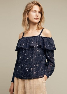 Starlit Off-The-Shoulder Top