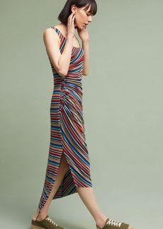 Anthropologie Striped Luca Maxi Dress