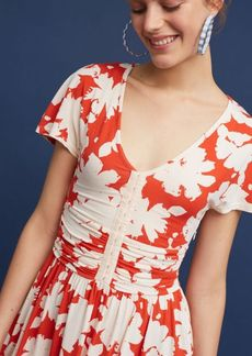 Anthropologie Summer Breeze Dress