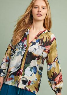 Anthropologie Sunbound Blouse